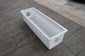 厂家定制R15打孔圆弧侧石塑料模具
