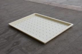 疏散平台水泥盖板模具