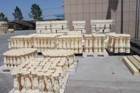 ABS塑料水泥现浇花瓶罗马柱模具