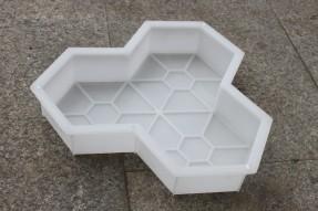 小枫叶型彩砖塑模