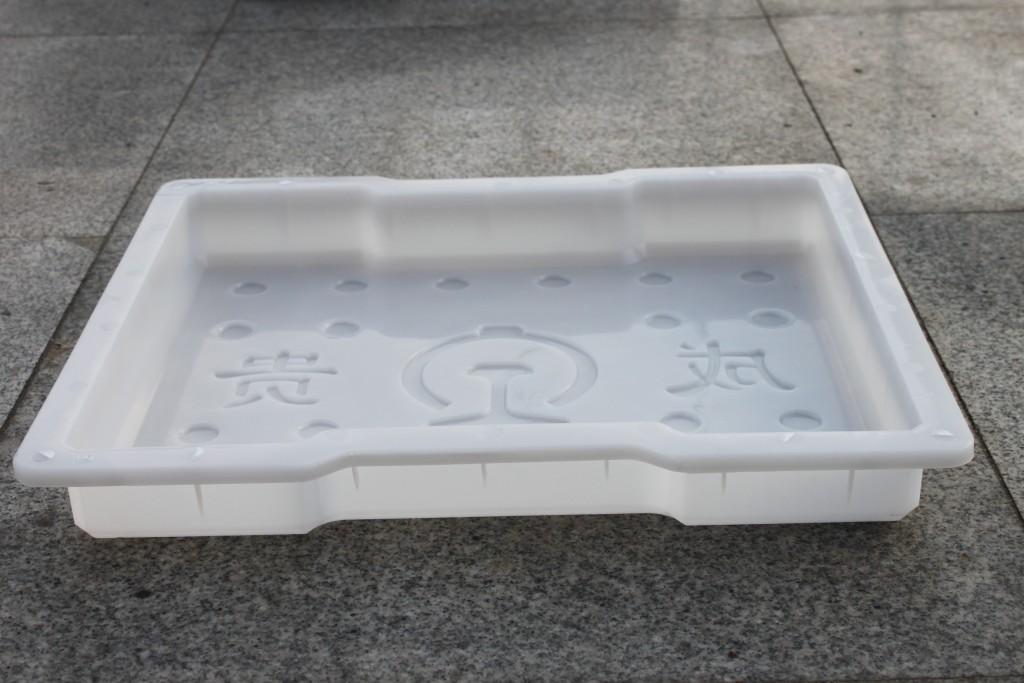 电缆沟盖板塑料模具