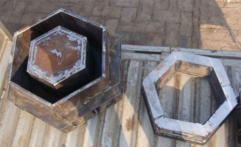 高铁护坡钢模具