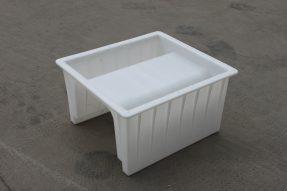 聚丙烯PP塑料混凝土U型槽模具