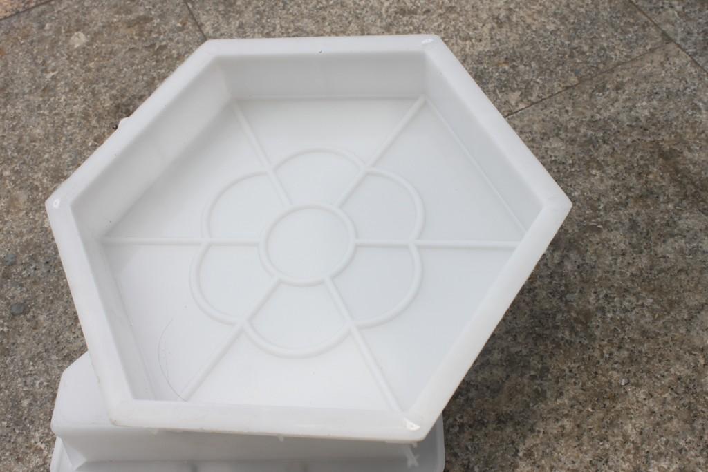 六棱块护坡塑料模具