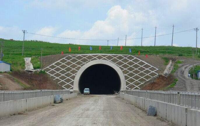 隧道护坡模具案例