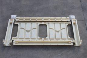 海鸥72型高铁护栏塑料模具