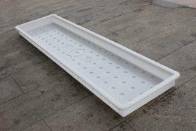 渝黔圆点铁标高铁沟盖板塑料模具