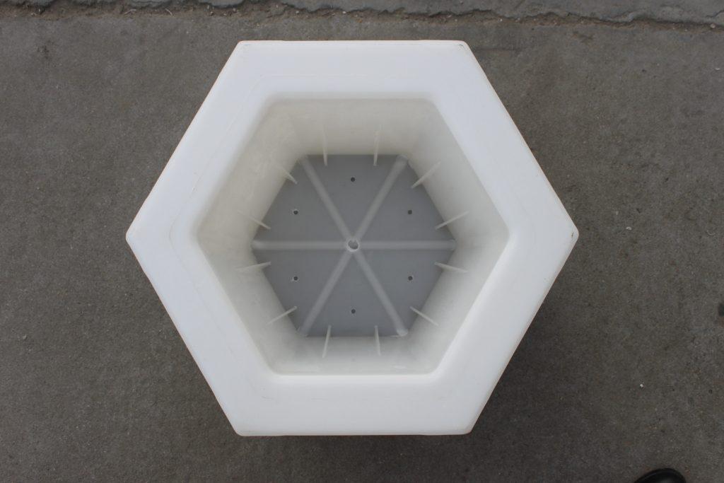 六角护坡砖塑料模具