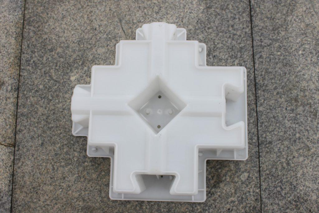 连锁护坡砖塑料模具