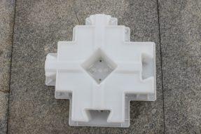 连锁护坡砖塑料模具的简介及用途