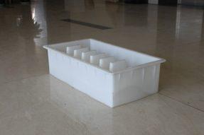 S型六孔排水塑料路牙石模具