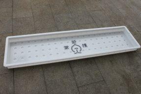 黔张常铁路盖板塑料模具