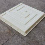 步道彩砖模具模盒