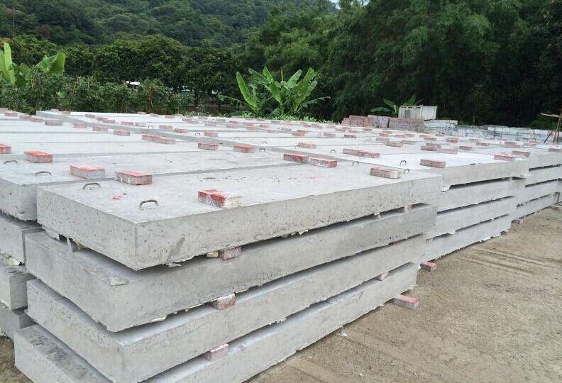 混凝土盖板模具