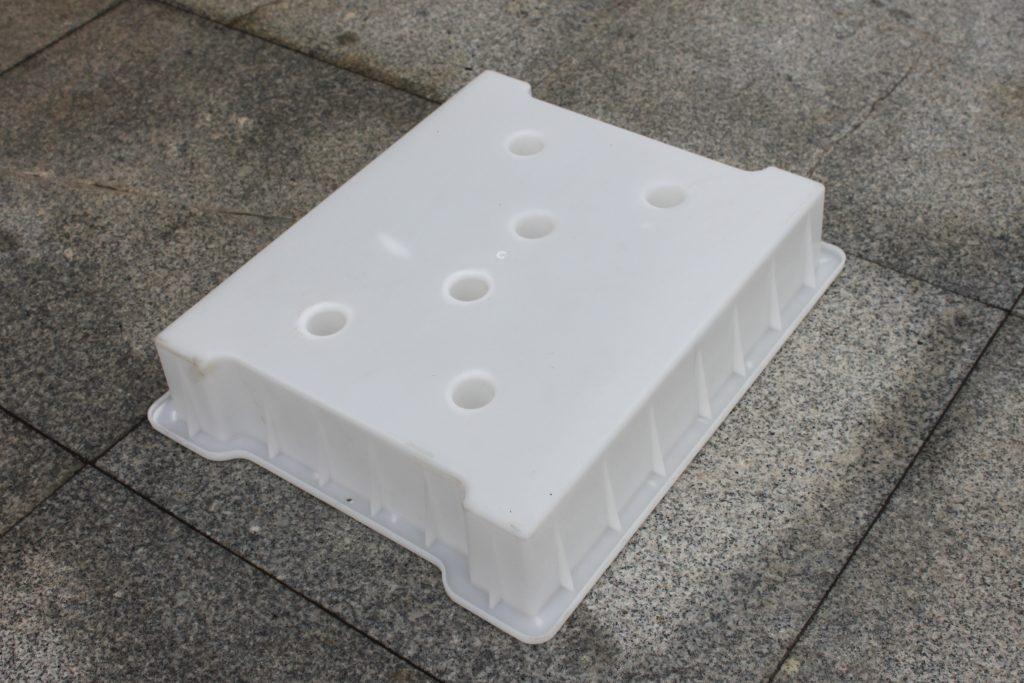 排水沟盖板塑料模具