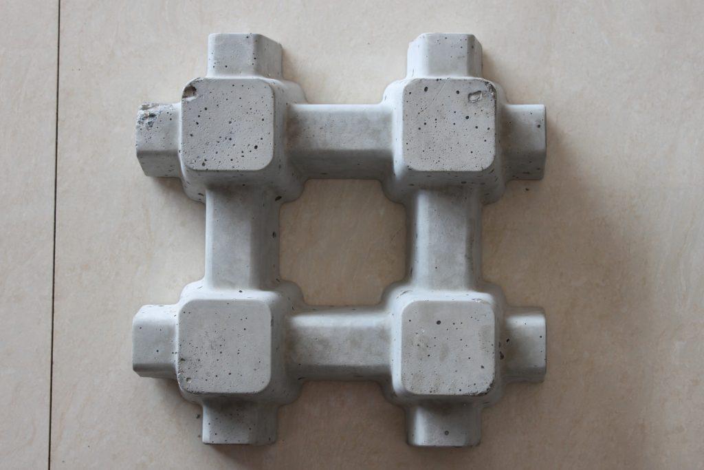 井字砖模具