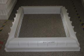 塑料树池砖模具