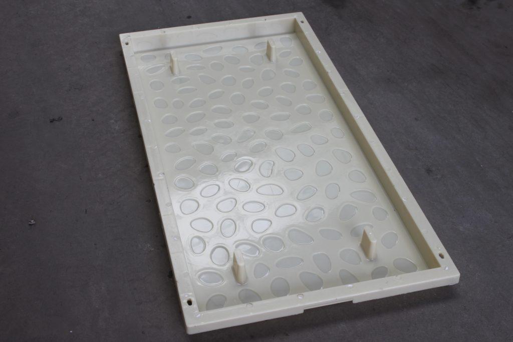 急流槽盖板模具