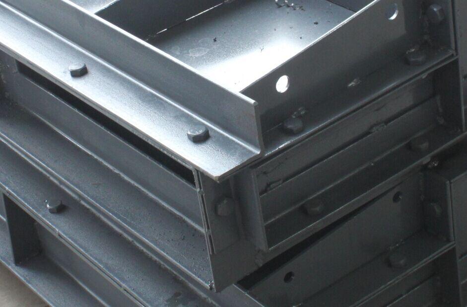 遮板钢模具装备细节
