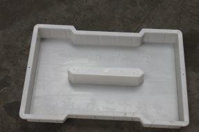 安紫高速缺口预制沟盖板模具