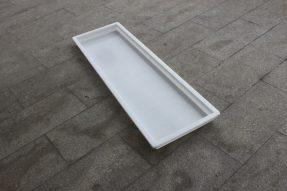 石济高铁吊篮步板模具