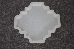 中国结广场砖塑料模具