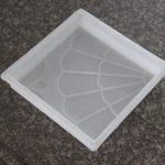 水泥彩砖模盒