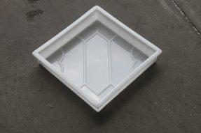 方形水泥彩砖模盒