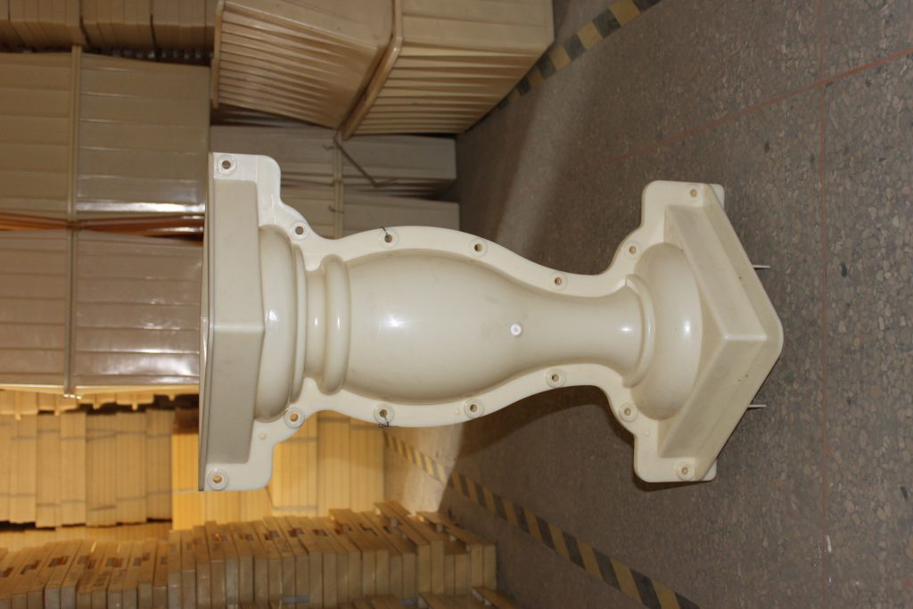 水泥花瓶柱模具
