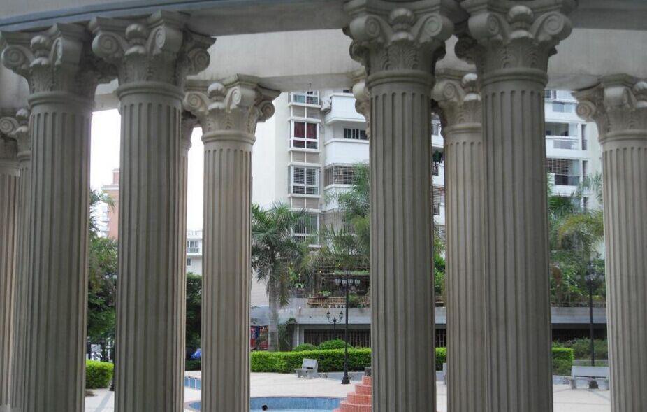 水泥罗马柱