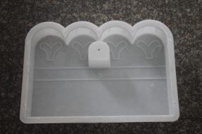 水泥花池砖模具