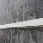 钢丝网立柱塑料模具背面