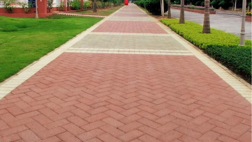 混凝土马路砖