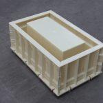 空心砖塑料模具