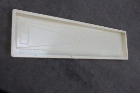 合工路基电缆槽盖板模具