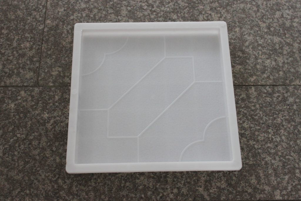 塑料彩砖模盒