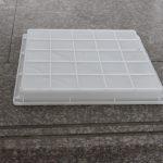 防滑型彩砖塑料模具
