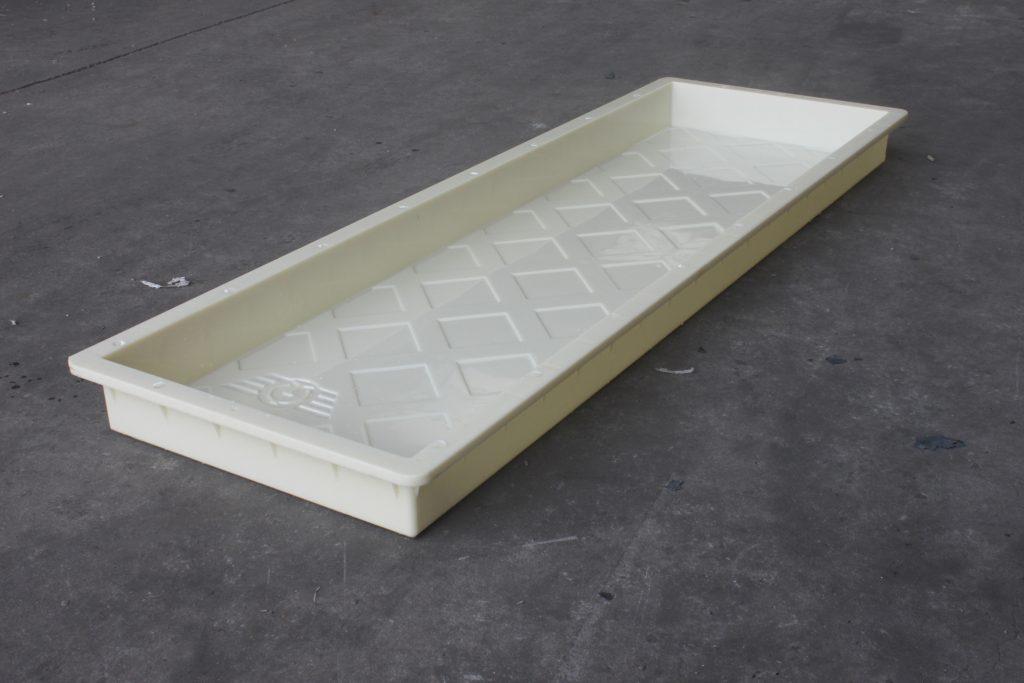 水泥电缆槽盖板模具