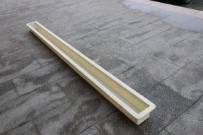 钢丝网立柱塑料模具