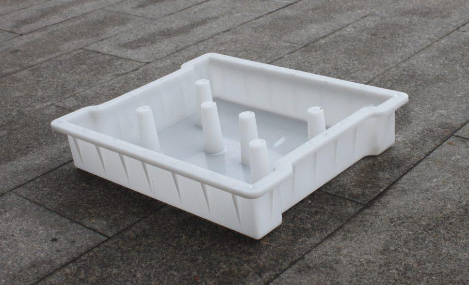 水渠槽盖板模具