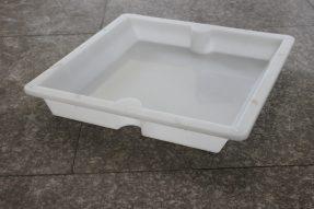 水渠沟盖板模具带半圆缺口