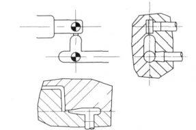 塑料模具加工中注塑模浇口设计要点
