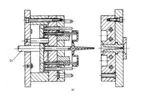 塑料模具制造中注塑模的拉料杆设计规范
