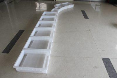 拱形骨架塑料模具1-3号骨架模具