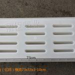 12孔雨水盖板模具