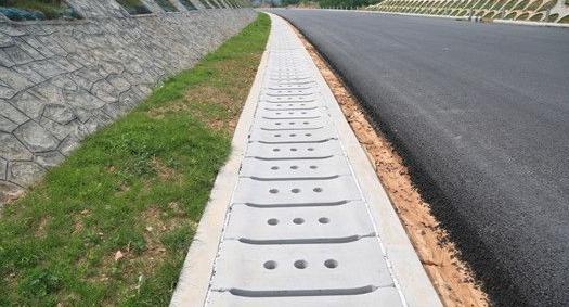 高速盖板砼制品安装使用
