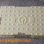 渝黔盖板塑料模具