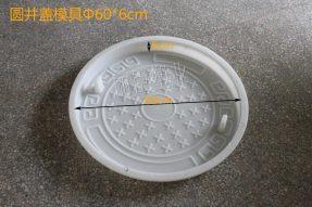 市政专用预制井盖模具