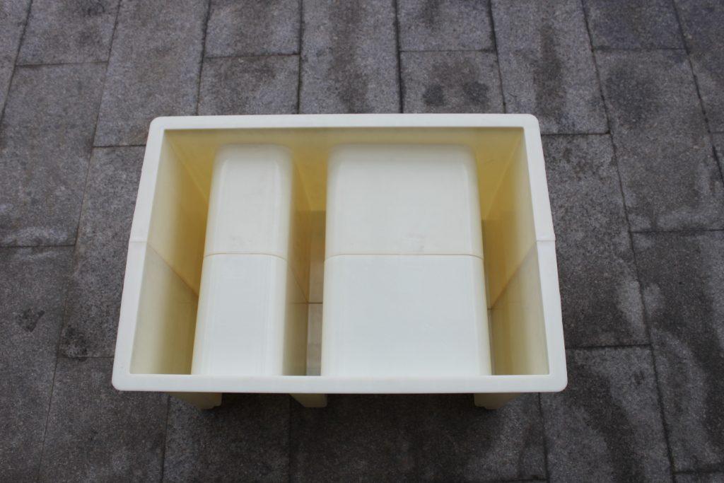 E型槽水泥模具