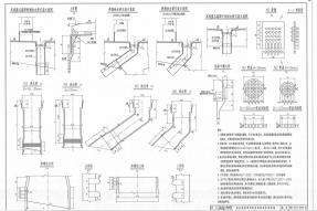 桥梁泄水孔施工方案设计图